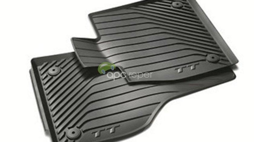 Audi TT 8S - Covorase Cauciuc Originale (2015 - 2020)