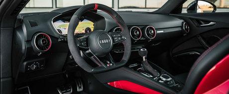 Audi TT facelift: cu motorizari mai puternice, sportiva nemtilor este mai atractiva ca niciodata