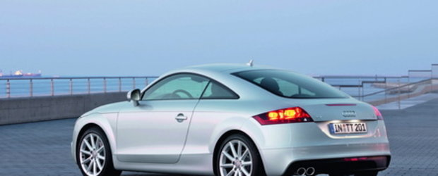 Audi TT - Facelift de primavara
