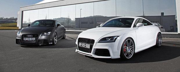 Audi TT-RS by HPerformance: 500 cai putere in prezent, 700 CP in viitor