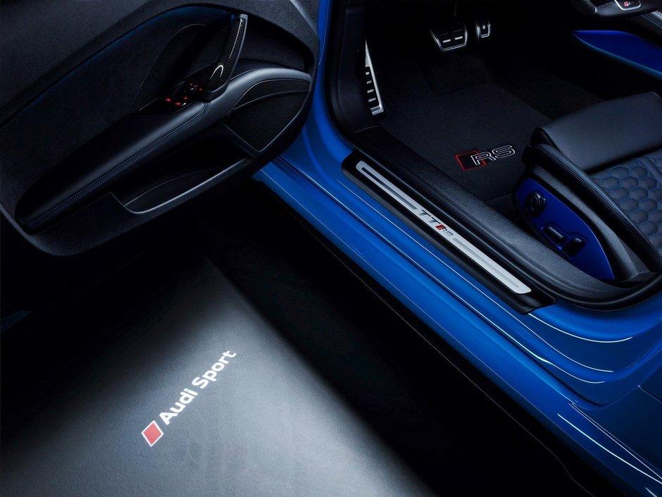 Audi TT RS facelift