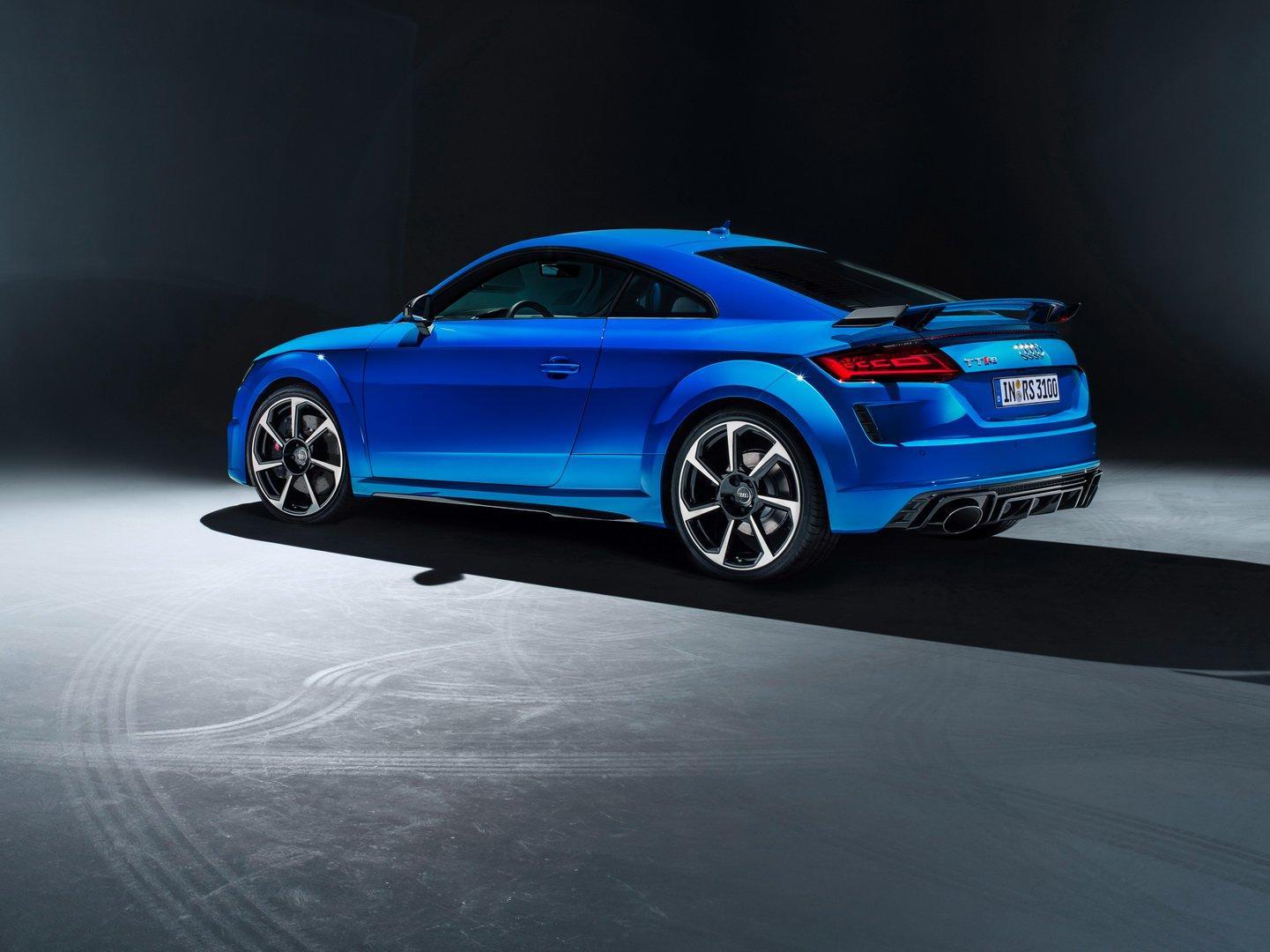 Audi TT RS facelift - Audi TT RS facelift