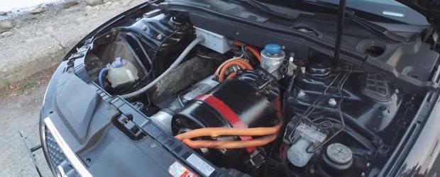 Audi-ul care a impartit internetul in doua: a renuntat la motorul V8 pentru un sistem de propulsie complet electric