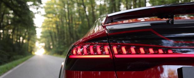 Audi-ul cu care niciun BMW sau Mercedes nu indrazneste sa se puna. Are 1.050 de cai sub capota si face suta la fel de repede ca un Bugatti