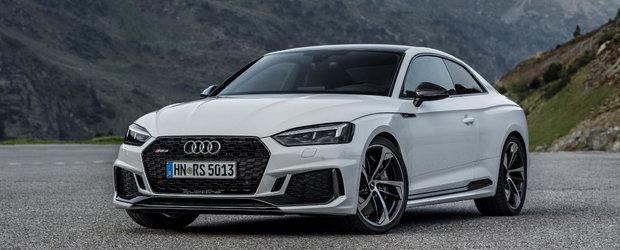 Audi-ul cu motor de Porsche, la vanzare si in Romania. Cat trebuie sa platesti pentru el