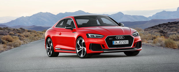 Audi-ul cu motor de Porsche poate fi comandat oficial in Europa. De la cat pleaca