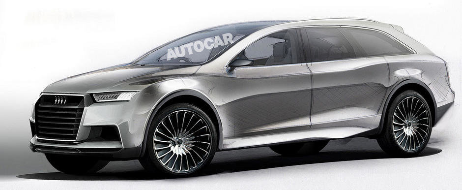 Audi va construi un SUV electric, capabil sa rivalizeze cu Tesla Model X