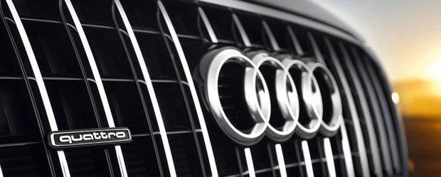 Audi va lansa un monovolum sportiv in 2016
