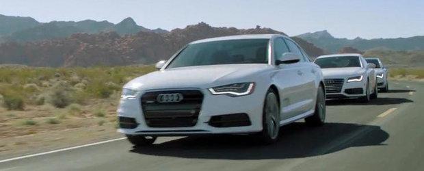 Audi vine la Salonul Auto de la Los Angeles cu patru modele diesel