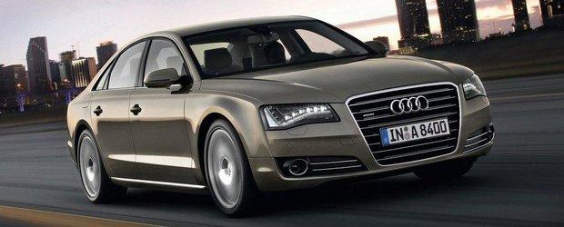Audi vrea sa devina lider pe piata masinilor de lux pana in 2016