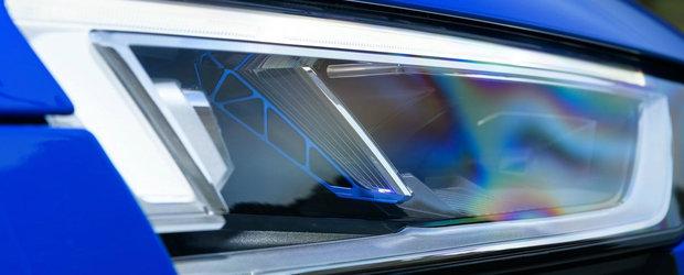Audi vrea sa puna acest motor pe R8. Are doua turbine si e dezvoltat impreuna cu Porsche