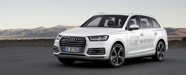 Audi vrea un SUV complet electric, cu 500+ km autonomie