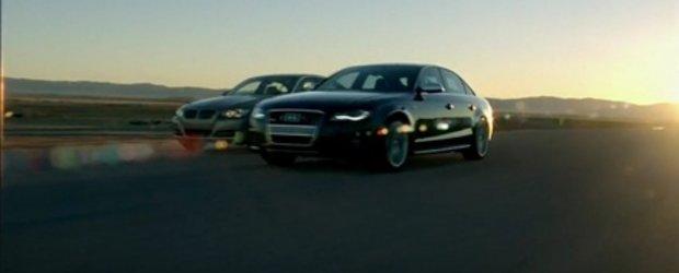 Audi vs. BMW: Intrecere prieteneasca