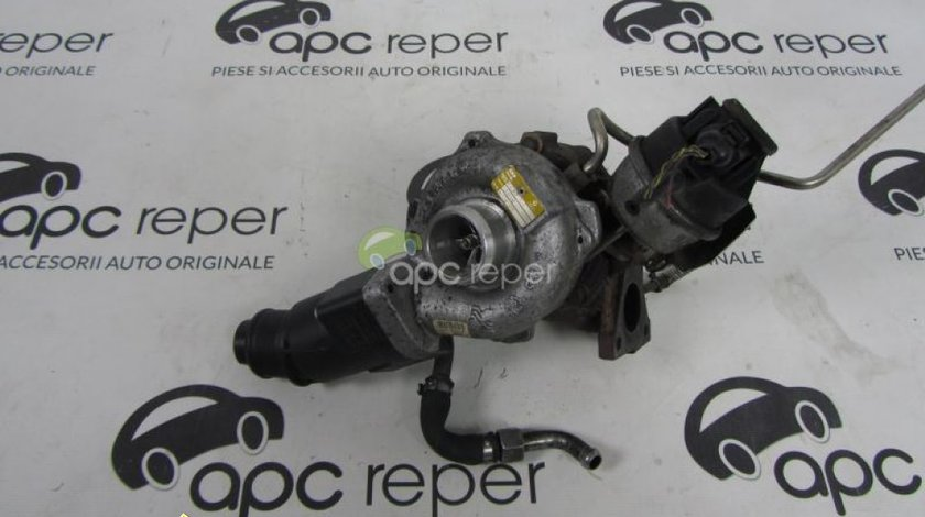 Audi VW 2 0TDi Common Rail 170cp Turbo 03L 145 702E T