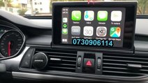 AUDI VW CarPlay Android Auto WAZE GOOGLE Golf Pass...