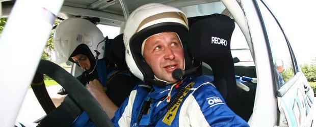 Austriacul Manfred Stohl vine la Sibiu Rally Challenge