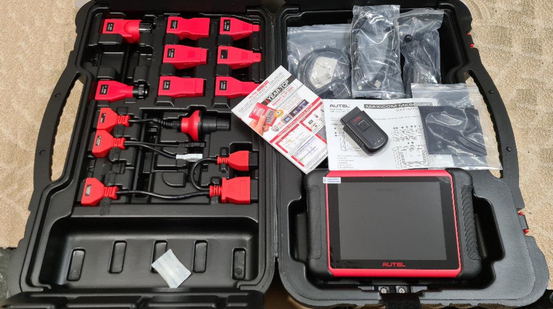 Autel MaxiCom MK906BT Wireless Tester auto original 100% - ECU Coding MS906 BT