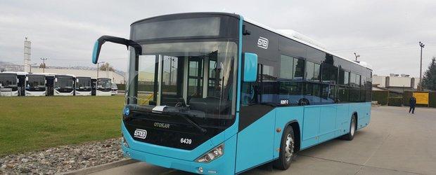 Autobuzele Otokar cumparate de Gabriela Firea, bombe cu roti: pasageri inundati de antigel fierbinte