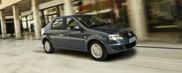Automobilele Dacia vor fi dotate cu baterii start-stop produse de Rombat