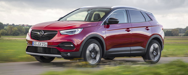 Automobilele Opel se vand excelent in Romania: 1897 unitati inscrise in primul trimestru din 2018