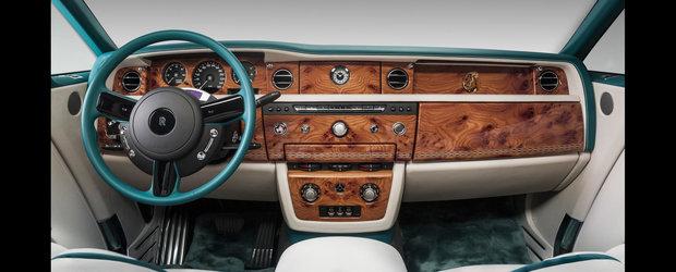 Automobilele Rolls-Royce se vand ca painea calda: record pentru 2014