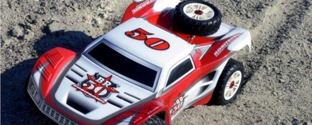 Automodelism off-road - senzatii tari la scara redusa cu BR50