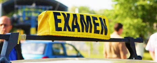 Autoritatile anunta data de la care vor fi reluate examenele pentru permisul de conducere