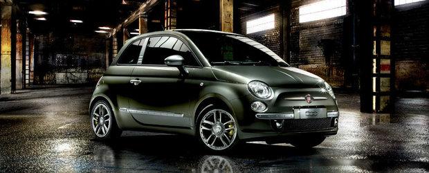 Autoritatile germane iau la bani marunti marca Fiat: un model diesel a fentat testele de emisii
