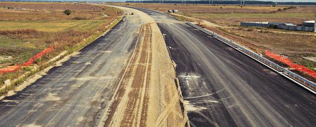 Autoritatile isi bat in continuare joc de soferi. Autostrada Sibiu-Pitesti ramane tot in aer