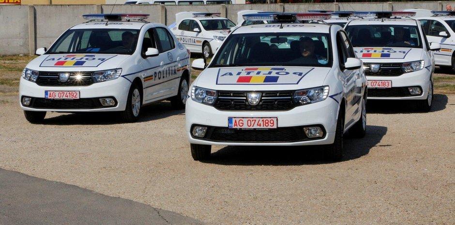 Autospeciale Politia Romana