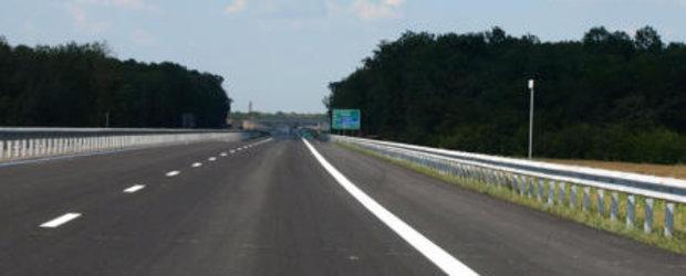 Autostrada Bucuresti-Ploiesti: Iesirea catre Snagov este deschisa traficului