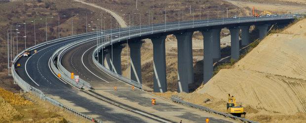 Autostrada Orastie-Sibiu are grave probleme de constructie. Aceasta este concluzia la care a ajuns o asociatie de ingineri