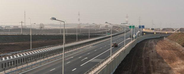Autostrada Orastie-Sibiu trebuie demolata la mai putin de un an de la inaugurare