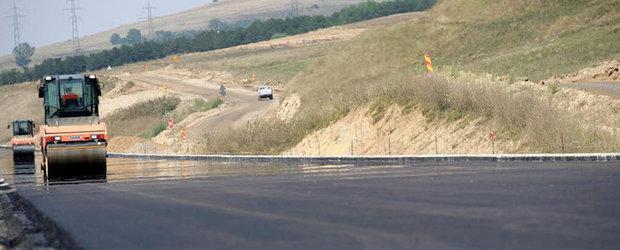 Autostrada Sibiu - Orastie va fi finalizata abia la sfarsitul lui 2013