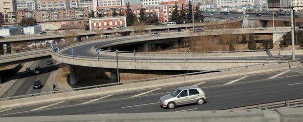 Autostrada suspendata a Capitalei a primit unda verde din partea CGMB
