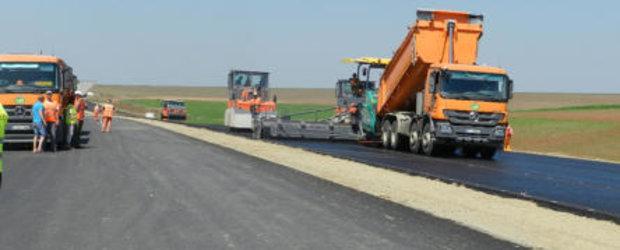 Autostrada Timisoara - Lugoj se va inaugura joi
