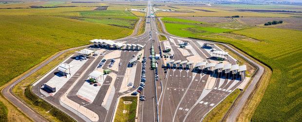 Autostrada Transilvania prinde contur. Turcii au 2 ani sa termine un tronson de 13.5 km