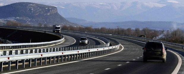 Autostrazile din Romania in 2015: 35 de kilometri inaugurati, 22 inchisi