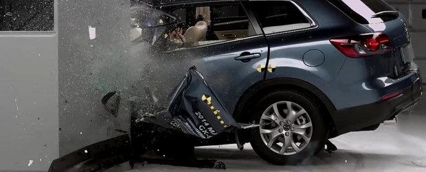 Autoturismele moderne nu sunt chiar atat de sigure pe cat ai putea crede