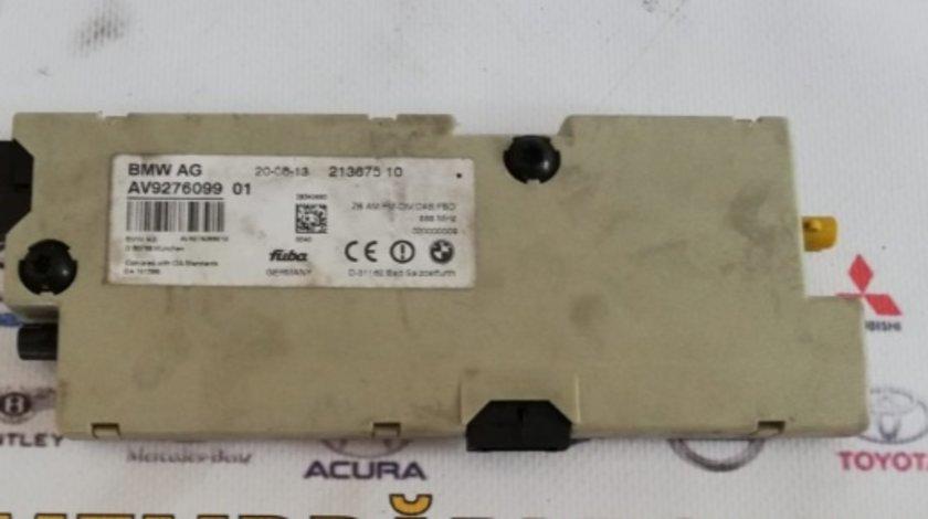 Av9276099 01 modul amplificator antena bmw seria 5 518d 520D f10 11