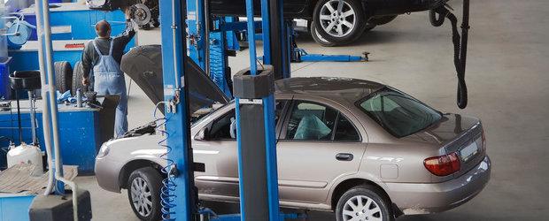 Avalansa masinilor rechemate in service loveste si mai greu Romania