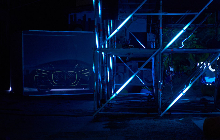 Avanpremiera BMW Seria 4 Coupe
