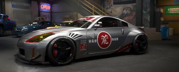 Avem detalii proaspete despre noul Need For Speed. Cum iti vei putea modifica masinile