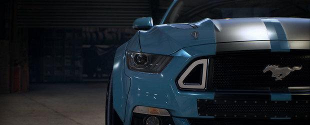 Avem noi fotografii grozave cu urmatorul joc din seria Need for Speed!