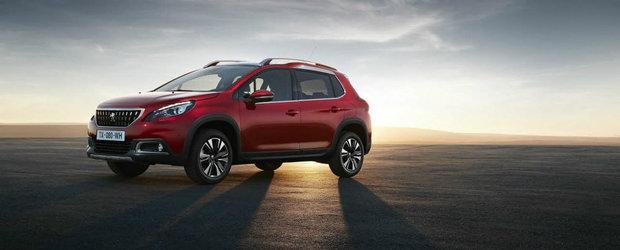 Avem preturile noului Peugeot 2008 Facelift. De la ce suma porneste simpaticul crossover francez