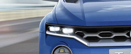 Avem prima imagine cu viitorul Volkswagen T-Roc. Crossover-ul va fi lansat in vara acestui an