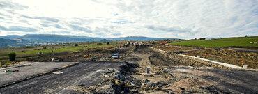Avem primele detalii despre autostrada Sibiu-Pitesti: primii 14 kilometri vor fi construiti in 3 ani