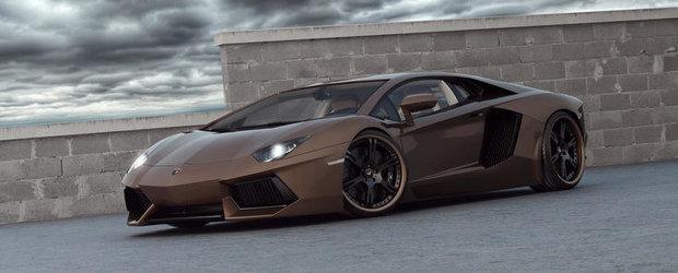 Aventador by Wheelsandmore - Furios, salbatic, nebunesc si dopat cu 770 CP