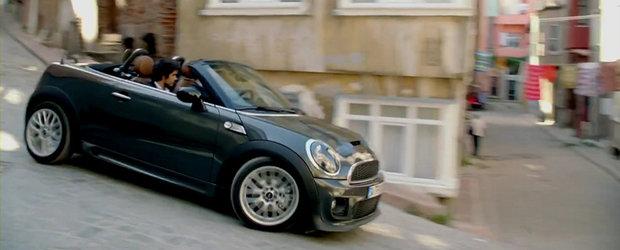 Aventura continua: Primul promo oficial pentru noul Mini Roadster