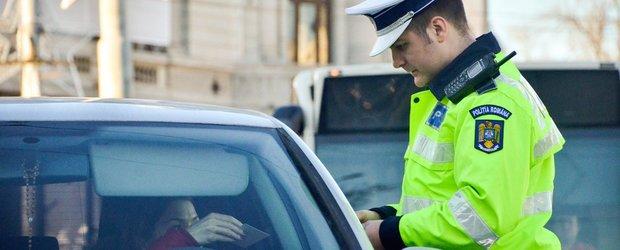 Aventuri cu Politia Rutiera: m-au oprit Godzilla si Hawkeye. Rezultatul mai jos!